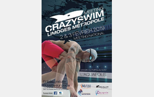 Meeting CrazySwim limoges